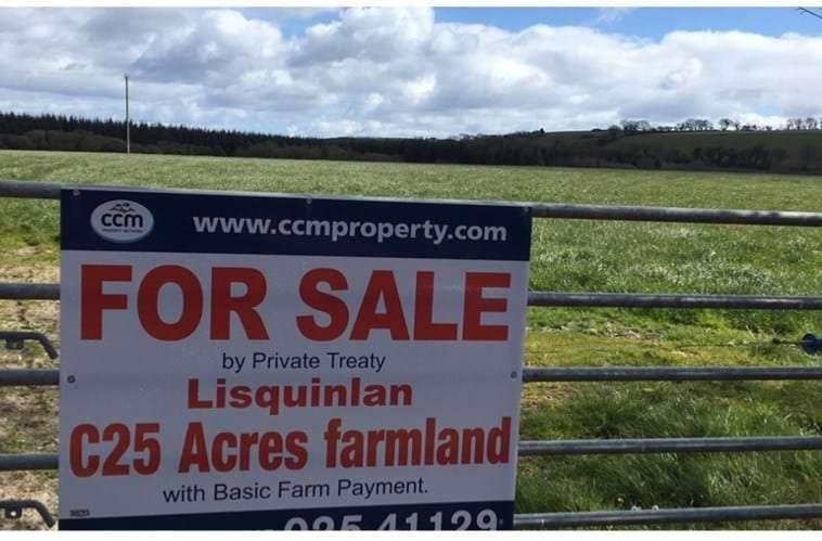 Farm For Sale Lisquinlan, Ladysbridge, Co. Cork