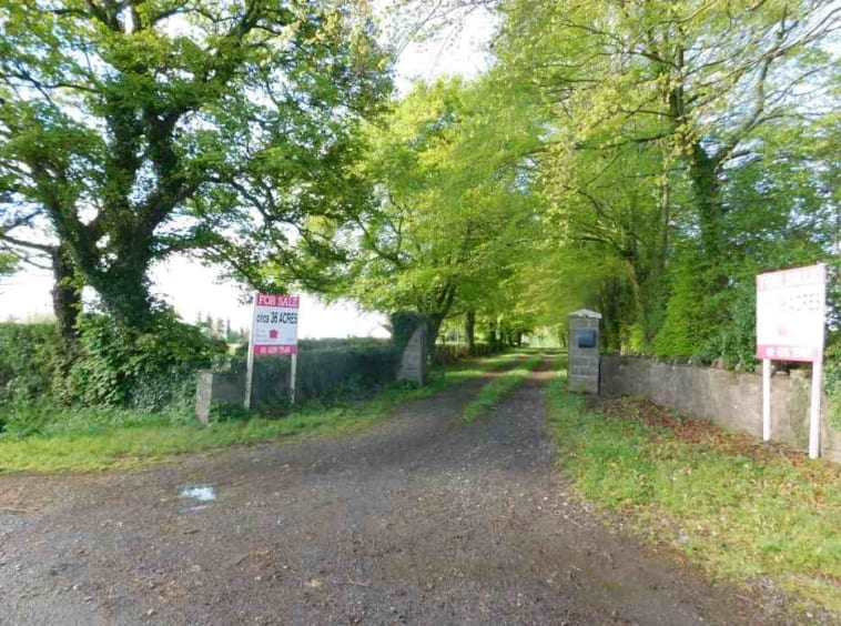 farm for sale kilcloon Co. Meath liam reilly auctioneers