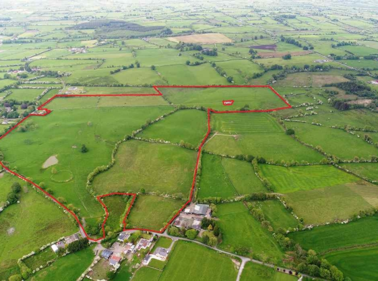 Farm For Sale Property PArtners Earley Kilcourcey, Cartroncor & Tully, Edgeworthstown, Co. Longford