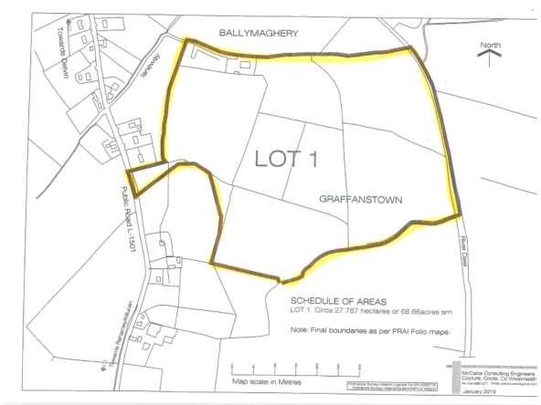 Farm For Sale Graftonstown, Bracklyn, Mullingar, Co. Westmeath Martin Shortt