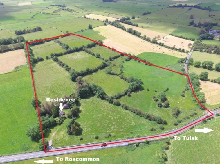 28 acre holding for sale by public auction property partners early