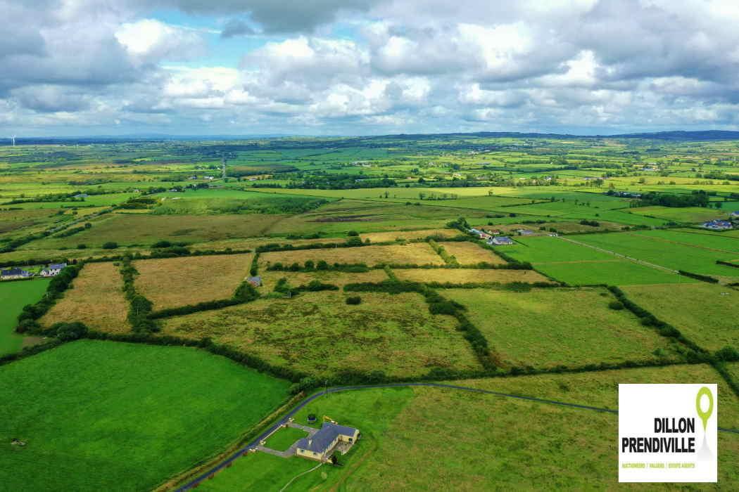 50 Acre Residential Farm For Sale Derry, Listowel, Co. Kerry Dillon Prendiville Auctioneers