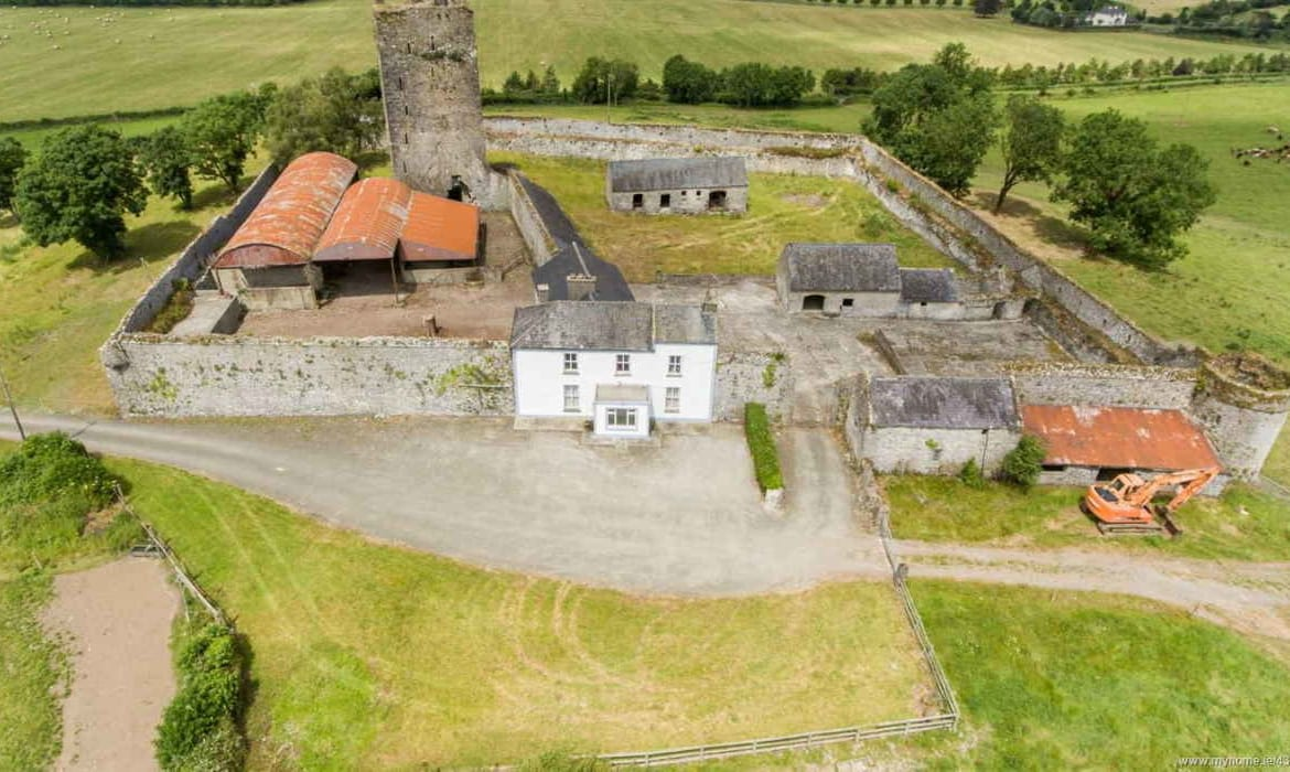 Knockelly Castle & Residence For Sale P.F. Quirke & Co. Ltd