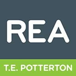 REA T.E. Potterton Logo