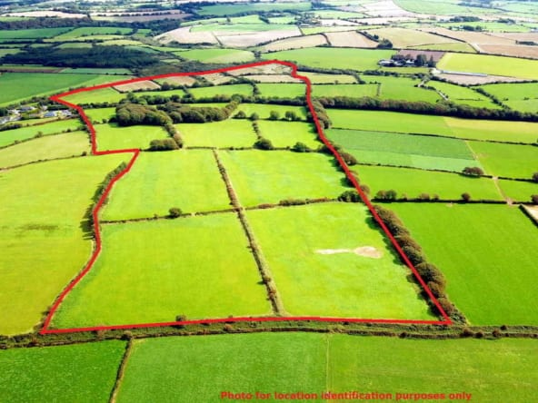 For Sale 'Rose Hill' House 94 Acres Farm Co. Cork Irish & European