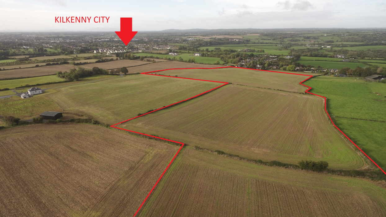 On The Market From Warren McCreery Property Consultants: 30.00 acres (12.14 hectares) Agricultural Farm Land Currently In Cereals