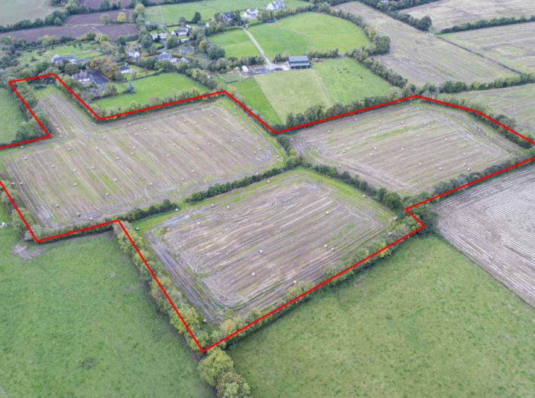 Public Auction by Sherry Fitzgerald Royal: 5.58 Ha. (13.788 Ac.) Of Arable / Tillage Lands