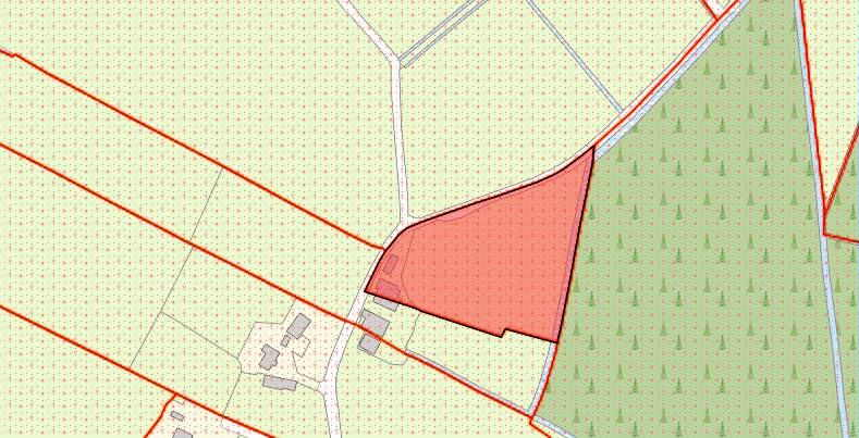 Public Auction by REA McElhinney: 76 acres Of Agricultural Famland With Farmhouse & Outbuildings