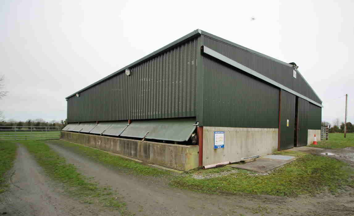 30 Acres Excellent Quality Farm Lands / Modern Outbuildings Co. Tipperary