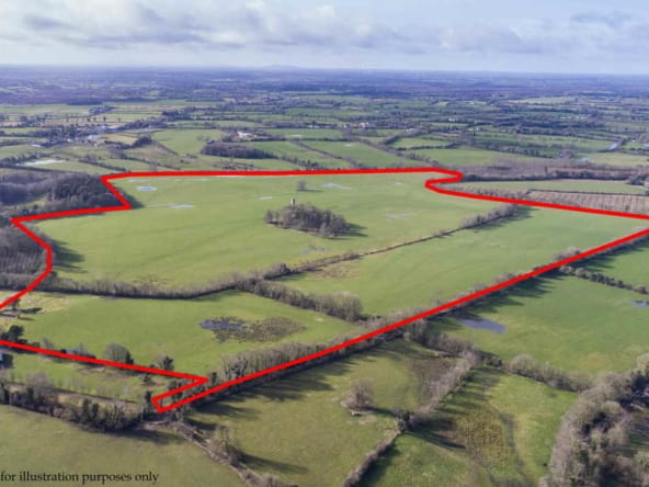 Public Auction by Sherry Fitzgerald Royal: Prime Non Residential Farm Extending To 109 Acre Co. Meath