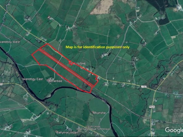 On The Market From Sherry Fitxgerald Stack: 71 Acre Farm Holding With Extensive Road Frontage