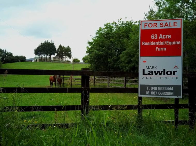 On The Market From Mark Lawlors Auctioneer: Ashfield Bloodstock Stables Ashfield, Cootehill, Co. Cavan, H16 Y367