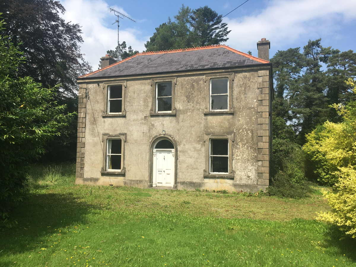 Public Auction by REA T.E. Potterton: 78 Acre Farm With 19th Century Period Residence (Clondoogan House) (Avaliable in 1 or more Lots)