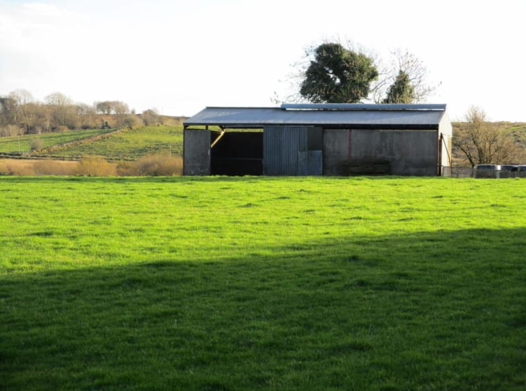 On The Market From Matt Duggan Auctioneer: 26 Acre Small Holding With Modern Outbuildings & Extensive Road Frontage