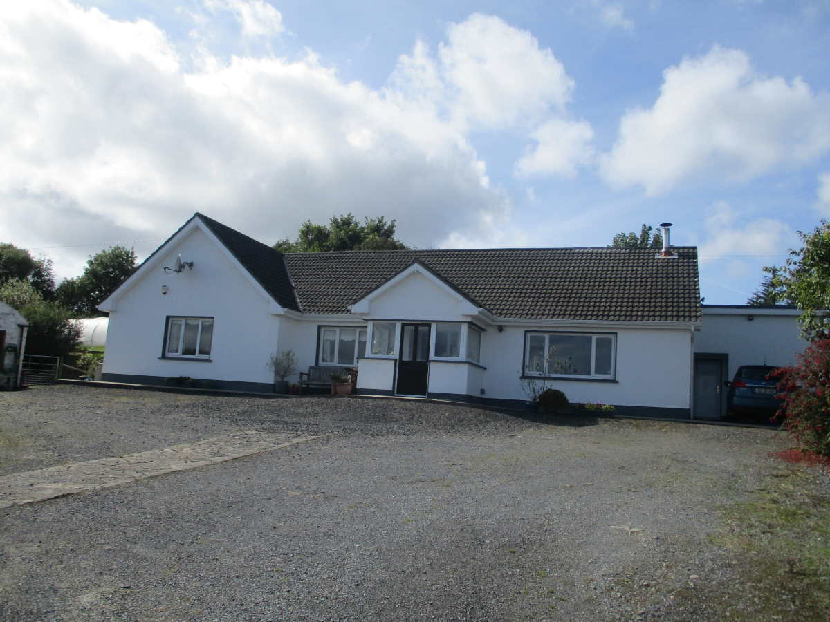 On The Market From Matt Duggan Auctioneer: 30 acre Residential Farm With Original Stone Cottage & Traditional Stone Outbuildings (Potential Renovation Project)