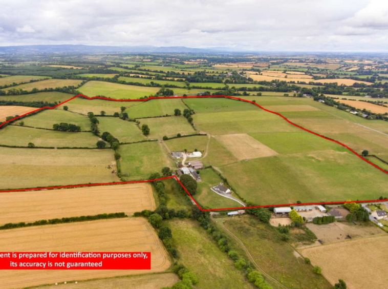 On The Market From Hodnett Forde Property Services: C.108 Acre Residential Farm Holding with a range of Outbuildings