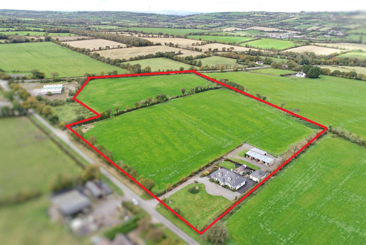 On The Market From Sullivan Property Consultants: Woodview Cottage, 15 Acre Residential Farm With Equestrian Centre Potential