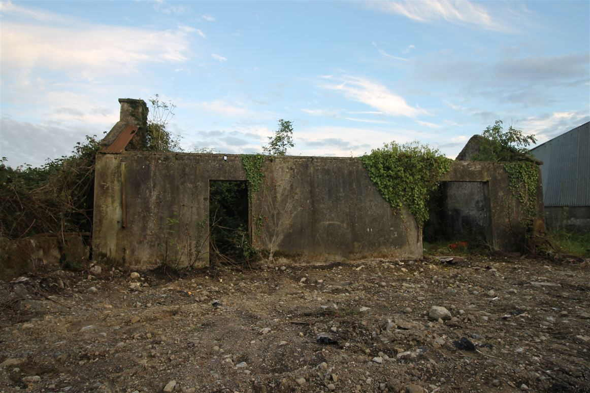 On The Market From P.J. Broderick & Co.: 30 Acre Small holding With Range Of Traditional Outbuildings. Ideal Restoration Project