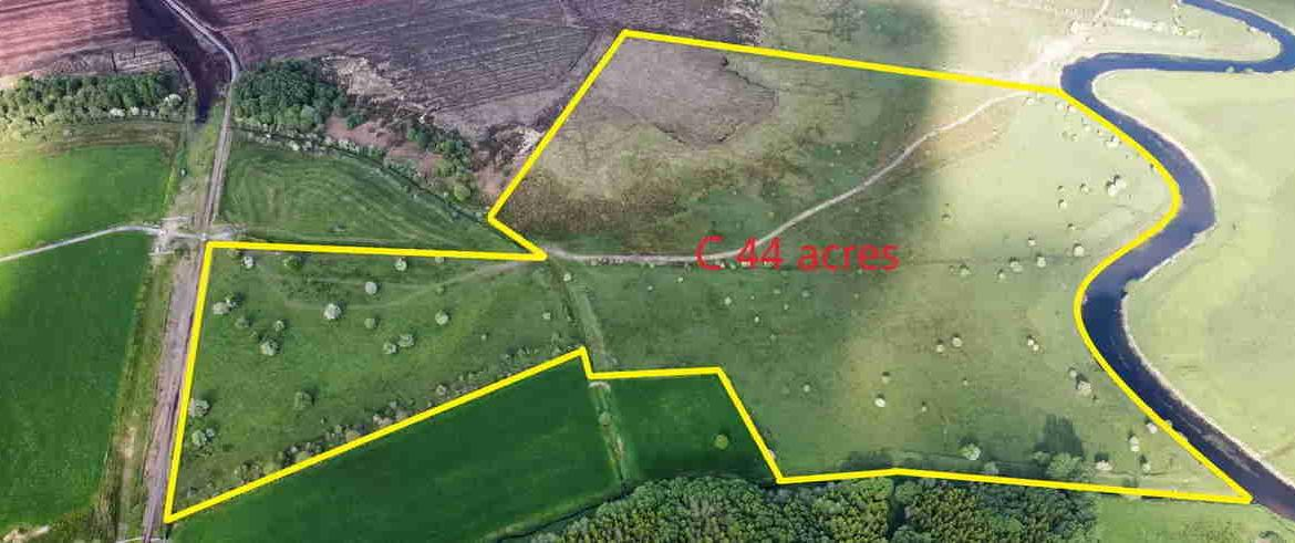 On the Market from Eamon Drake Auctioneers: Circa 44-acre non-residential farm (without entitlements) situated on the Longford/Westmeath border.