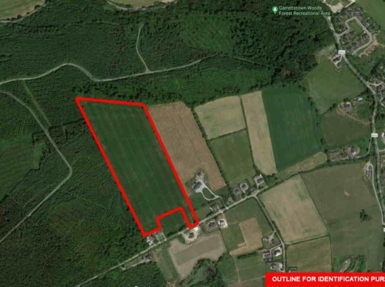 On the Market from Hodnett Forde Property Services: Top Quality Non Residential Farm Holding in a Single Block