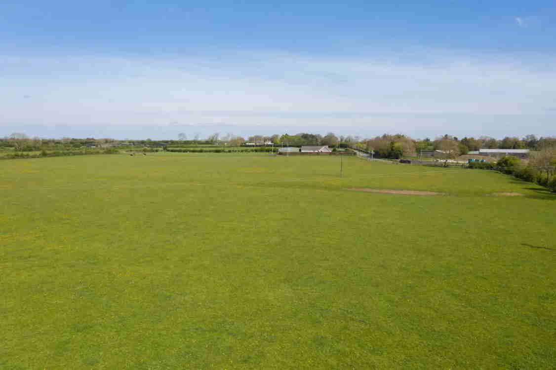 NEW to the Market from Sherry Fitzgerald Royal: Excellent Quality 16.75 Ac. Farm with Bungalow Residence and Entitlements (7.09 units; Value €2175.98)