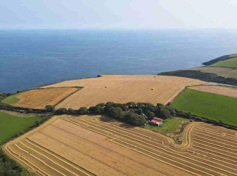 On the Market from Hodnett Forde Property Services: 40 Coastal Farm Holding set in Idyllic Location